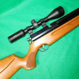 .22 Cal (5.5mm) SMK M22 PCP Rifle